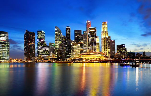 Singapore---The-Fusion-Of-The-East-And-The-West