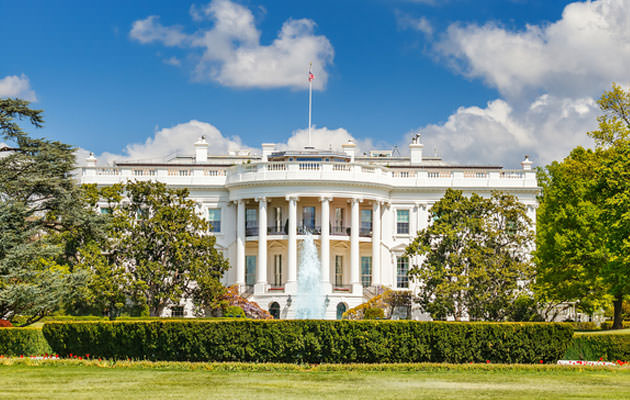 Interesting facts about the white house destination seeker for Fun facts white house