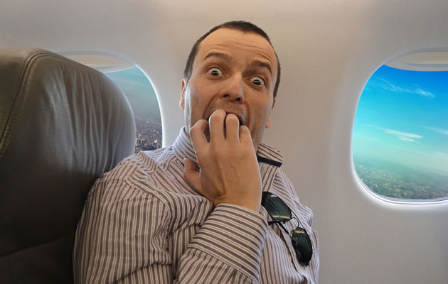 claustrophobia phobia and frightening airplane experience essay
