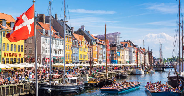 A Route Across Scandinavia: Postcard From Denmark